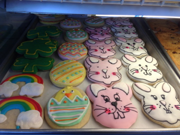 St. Patty and Easter at Society Bakery