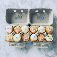 Society Bakery Mini Cupcakes