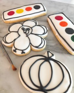 Society Bakery Paint Your Own Cookies (Thanksgiving)
